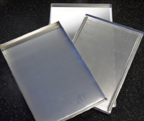 Baking Trays by GaP Solutions