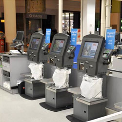 Self Checkout PoS Systems by GaP Solutions