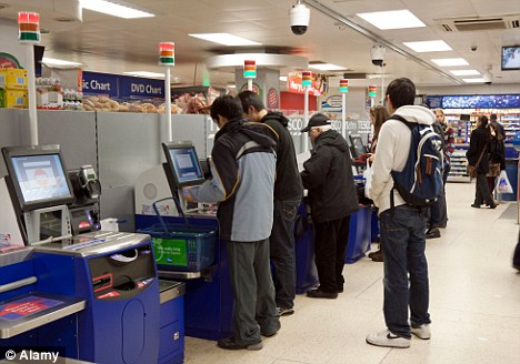 How to reduce theft at Self Service Checkouts | GaP Solutions