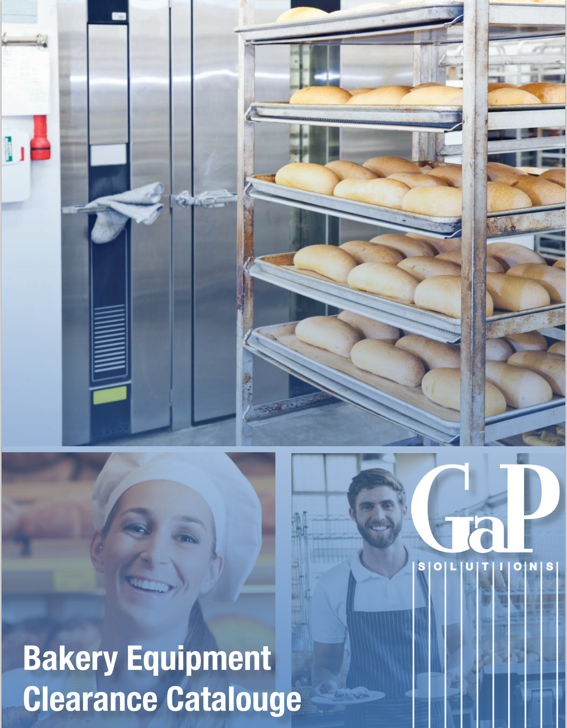 Clearance Baking Equipment | GaP Solutions