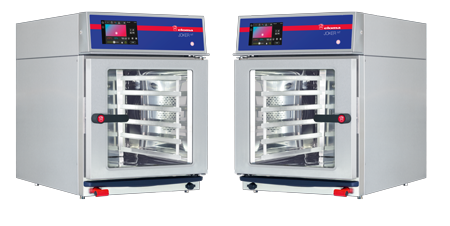 Right or Left Hinged Doors on the Eloma Joker Combi Oven