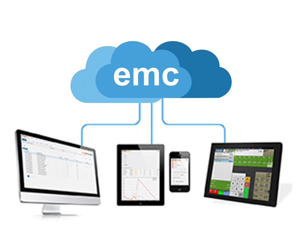 EMC Cloud based POS and Reports