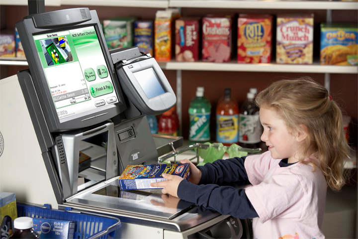 Self Checkout Point of Sale by GaP Solutions