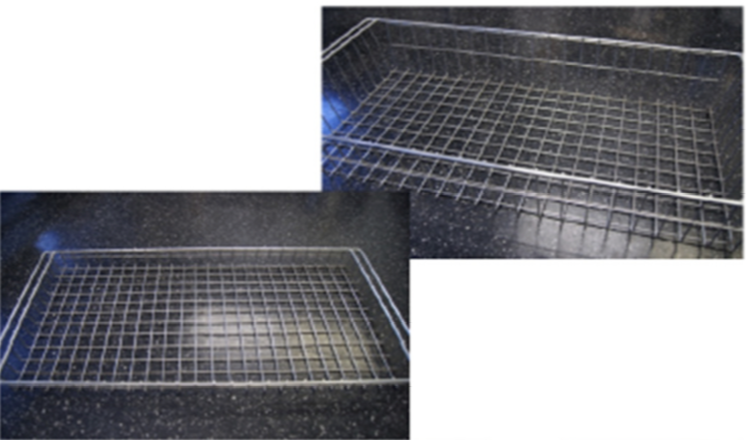 Wire Baskets by GaP Solutions